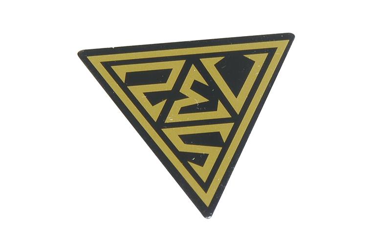 PVC标贴